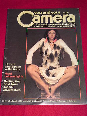 You And Your Camera #20 - Hand Coloured Girls • 4.99£