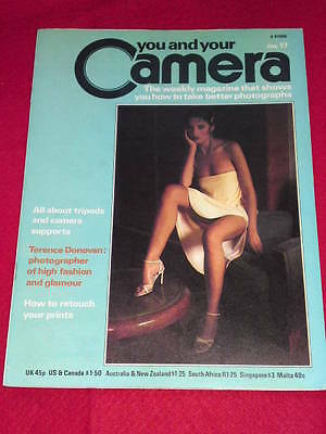 You And Your Camera #17 - Terence Donovan • 4.99£