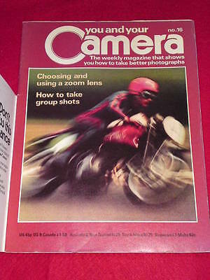You And Your Camera #16 - How To Take Group Shots • 4.99£