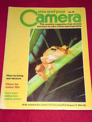 You And Your Camera #13 - How To Bring Out Texture • 4.99£