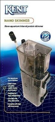 Kent Marine Nano Protein Skimmer For Reef Fish/coral Tank 120l • 36.95£