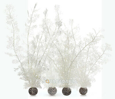Oase Biorb White Sea Fan Plant Decoration S, M, L, Xl Baby Biube Life Flow • 13.85£