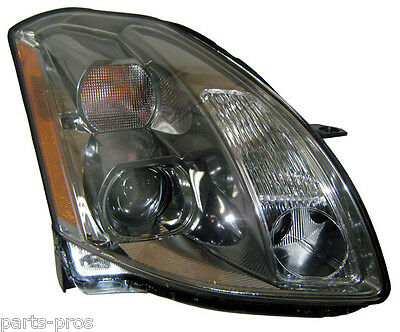 $179.99 • Buy New Replacement Halogen Headlight Assembly RH / FOR 2004-06 NISSAN MAXIMA