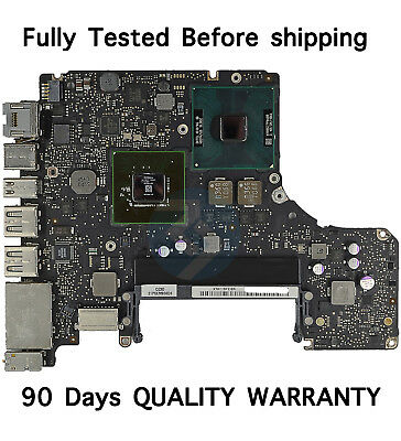 $128.88 • Buy Logic Board 820-2879-B 661-5559 TESTED For MacBook Pro 13  A1278  2010 2.4GHz