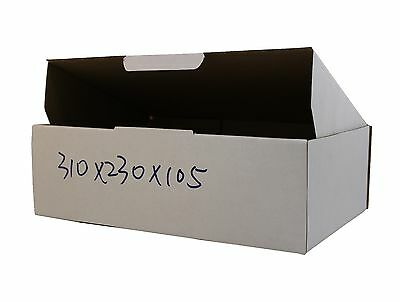 AU63 • Buy 100 310x230x105mm Shipping Mailing Boxes BX2 Size Cartons Corrugated Cardboard
