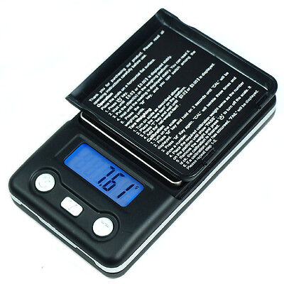 $8.49 • Buy 100g X 0.01g  Digital Pocket Scale For Jewelry Herb Coins Reload 0.01 Gram