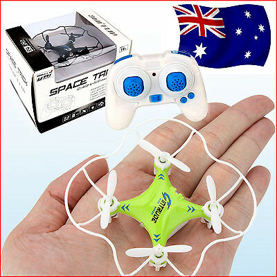 AU39 • Buy 2.4GHz 4CH RTF Gyro RC Quadcopter Remote Control Quad Helicopter Drone NOT Mini