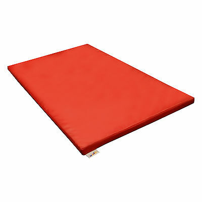 £59.99 • Buy Implay® Soft Play PVC Foam Red Gym Crash Exercise Safety Mat - 120 X 90 X 5cm