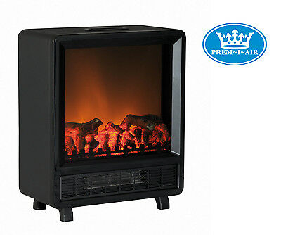 Prem-I-Air Home Fireplace Modern Flame Effect 1.5 KW Electric Stove Fan Heater • 49.99£