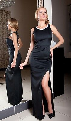 £39.99 • Buy New Ladies Womens Cocktail Party Evening Sexy Prom Lined Formal Maxi Dress