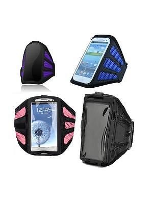 £2.99 • Buy Mesh Galaxy S3 I9300 Strong ArmBand Case For SPORTS GYM BIKE CYCLE JOGGING