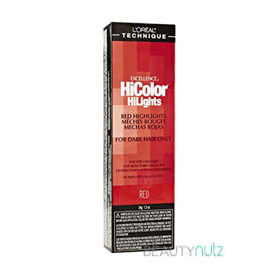 bdd9ff03d582 L Oreal Excellence HiColor HiLights For Dark Hair 1.2 Oz (Choose From 5  Colors