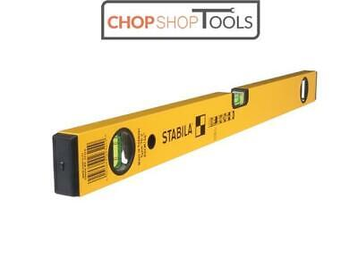 Stabila 70-2 1200mm 120cm 48 Inch Spirit Level Double Plumb STB70248 Smooth Face • 26.43£