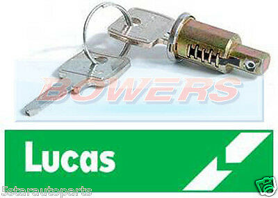 Genuine Lucas 54316731 Ignition Switch Lock Barrel With 2 Unique Keys Mg Midget • 8.39£