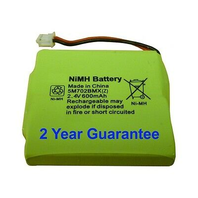 £3.65 • Buy Rechargeable Battery Pack For BT Verve 450 410 Cordless Phones 2.4V 600mAh NiMH