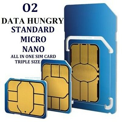 £0.99 • Buy O2 /02 IPHONE  4 4s Also Iphone 3g & 3gs MICRO & STANDARD SIM CARD