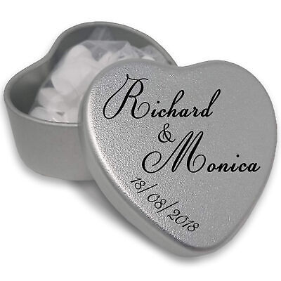 Personalised Mint To Be Keepsake Party Favours Great Gifts All Occasions Sweets • 3.47£