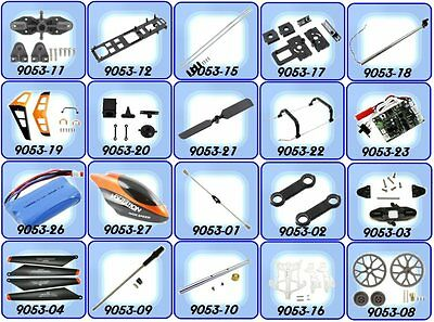 Double Horse 9053 Spare Parts Accessories Volitation 9118 RC Helicopter Blade UK • 3.99£