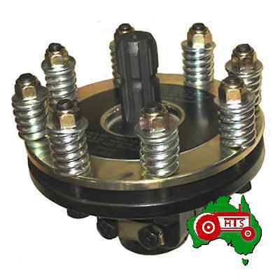 AU239.99 • Buy Tractor PTO Safety Slip Clutch 8  (200 Mm) 60 HP Slasher Flail Mower Post Hole