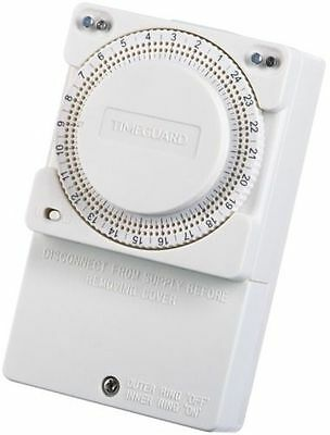 Immersion Heater Timer Switch - Timeguard 24 Hour Timer Controller TS900N • 26.55£
