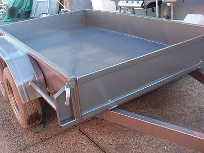 AU1950 • Buy 8x5 Tandem Trailer (comes With One Year Warranty)
