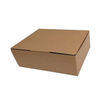 AU65 • Buy 100- 310x230x105mm Shipping Mailing Boxes BX2 Size Cartons Corrugated Cardboard