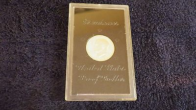 $18 • Buy 1971 US Mint Uncirculated Proof Eisenhower-S One Dollar Coin In Hard Case
