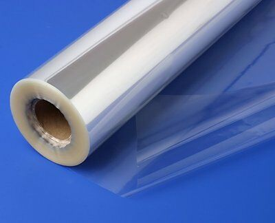 WHOLESALE OASIS FLORIST CELLOPHANE FILM WRAP ROLL 80cm X 100m CLEAR MANY STYLES  • 1.99£