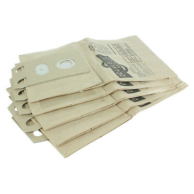 Electrolux E7 350 Series Vacuum Cleaner Hoover Dust Bags X5 Pack Z347 Z1350 • 4.39£