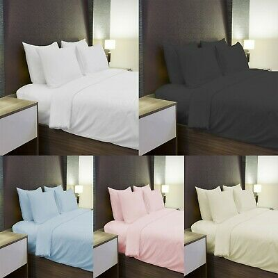 £4.45 • Buy Thermal Flannelette Sheets 100% Brushed Cotton. Fitted Or Flat Bed. Pillow Cases