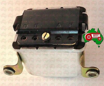 AU53.20 • Buy Tractor Voltage Regulator Control Box 12v Chamberlain Early MK 2, 9G
