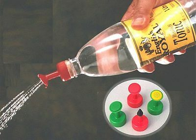 Bottle Top Waterers Set Of 4 Garden Water Seed Seedlings Watering  • 4.99£