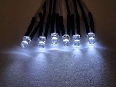 $9.99 • Buy Apex RC Products 3mm White LED Kit -For RPM Light Bar Short Course Crawler #9032