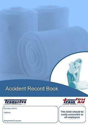 £6.40 • Buy HSE Approved Accident Report Book (50 Record Sheets) - Business, Schools, Clubs