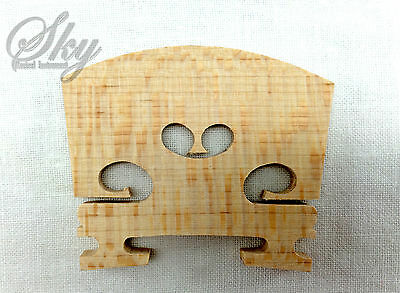 $3.99 • Buy Violin Bridge 4/4 Full Size Maple Wood Brand New,Super Fast Shipping! A+ Quality