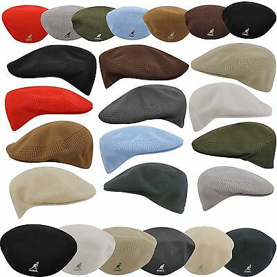 30931ff28ae 100% Authentic Kangol Tropic Ventair 504 Ivy Cap Hat 0290BC Many Colors S- XXL