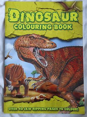 £2.99 • Buy Large A4 Size Dinosaur Colouring Book - Brand New