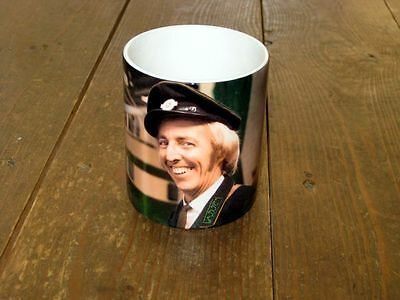 On The Buses Bob Grant Jack Harper Great New MUG • 8.99£