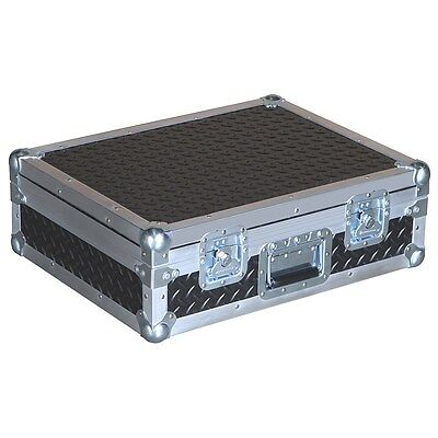 $302.49 • Buy Diamond Plate Rubberized Laminate ATA 3/8  Ply Case For Mackie DL1608