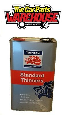£15.25 • Buy TETROSYL 5 Litre Litres STANDARD CELLULOSE PAINT THINNERS CLEANER DIY / Workshop