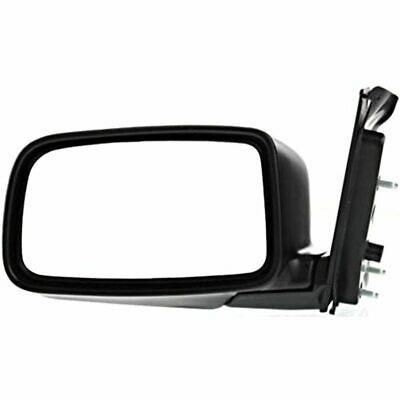 $37.95 • Buy Fits 02-07 Mitsu  Lancer Left Driver Mirror Assembly ( Manual )