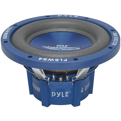 $ CDN45.37 • Buy Pyle PLBW84 Blue Wave 8  Woofer