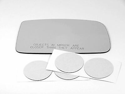 $18.95 • Buy Fits 02-07 Lancer Right Passenger Convex Mirror (Glass Lens Only)  W/Adhesive