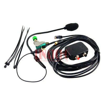 AU30.82 • Buy For YAESU FT-7800R FT-8800R FT-8900R Vehicle Car Radio PTT Hands Free Microphone