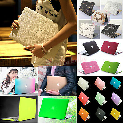 $17.20 • Buy Anti-Scratch Matte Hard Case Protective Shell For MacBook Air Pro 11  13  15