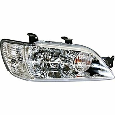 $100.75 • Buy Fits 02-03 Mits. Lancer Right Passenger Headlamp Assembly