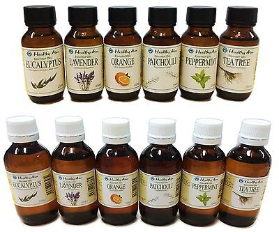 AU10.70 • Buy ESSENTIAL OILS - 100% Pure Uncut Premium Grade - Healthy Aim Aromatherapy
