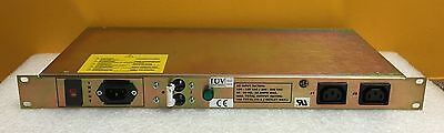 $ CDN47.62 • Buy Marway Power Systems MPD 100IEC-011 Selectable 10 Outlet Power Distribution Unit