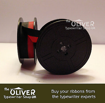 £3.99 • Buy IMPERIAL TYPEWRITER RIBBON  (RED AND BLACK)   ***High Quality***