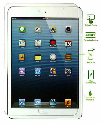 Shatter Resistant Tempered Glass Screen Protector Guard For IPad 2 3 4 Retina  • 5.99£